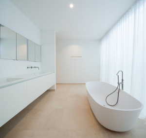 bathroom minimalist