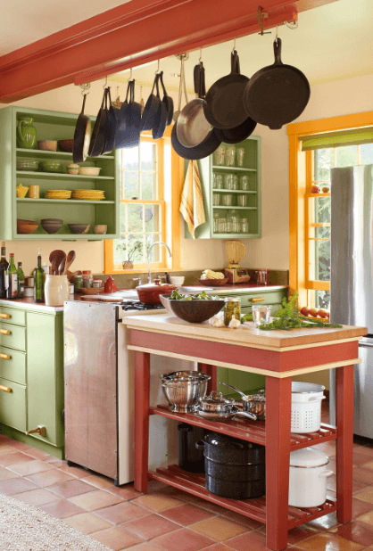 Lovely top kitchen paint colors #kitchenpaintideas #kitchencolors #kitchendecor #kitcheninspiration