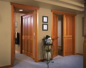Popular oak interior doors #interiordoordesign #woodendoordesign