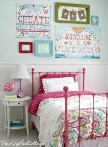 Terrific designs for bedroom #cutebedroomideas #teenagegirlbedroom #bedroomdecorideas