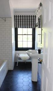 Unique paint bathroom tile #bathroomtileideas #showertile #bathroomtilefloor