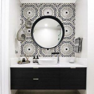 Sensational bathroom tile paint #bathroomtileideas #showertile #bathroomtilefloor