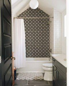 Extraordinary tile bath tub #bathroomtileideas #showertile #bathroomtilefloor