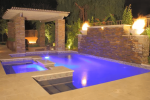 Trending swimming pool architecture #swimmingpooldesign #pooldeckandpatiodesigns #smallbackyardpools