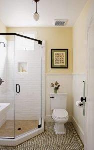 Astonishing shower shelves for tile #bathroomtileideas #showertile #bathroomtilefloor