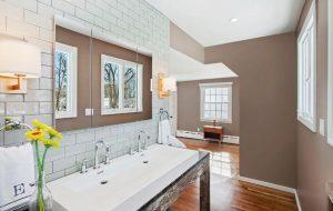 Brilliant bathroom shower tile ideas #bathroomtileideas #showertile #bathroomtilefloor