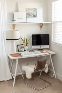 Amazing home office design for small spaces #homeofficedesign #homeofficeideas #officedesignideas