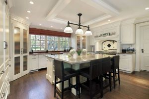 Nice bright track lighting for kitchen #kitchenlightingideas #kitchencabinetlighting
