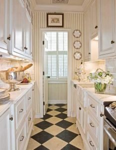 Cool simple kitchen design #smallkitchenremodel #smallkitchenideas