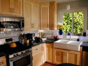 Nice cabinet door refacing cost #kitchencabinetremodel #kitchencabinetrefacing
