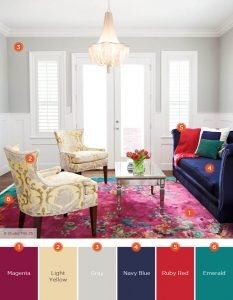 Latest blue living room color schemes #livingroomcolorschemes #livingroomcolorcombination