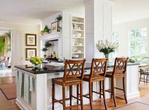 Great kitchen interior design #smallkitchenremodel #smallkitchenideas