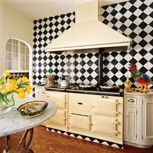 Colorful kitchen photos #smallkitchenremodel #smallkitchenideas