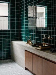 Uplifting bathtub tile #bathroomtileideas #showertile #bathroomtilefloor