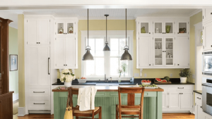 Cool ceiling lights suitable for kitchens #kitchenlightingideas #kitchencabinetlighting