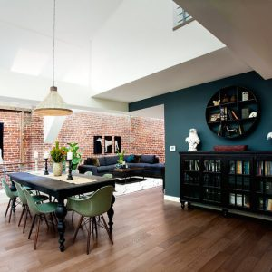 Great blue gray paint color dining room #diningroompaintcolors #diningroompaintideas