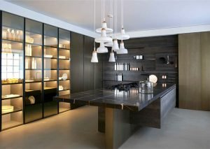 Amazing l shaped kitchen design #kitcheninteriordesign #kitchendesigntrends