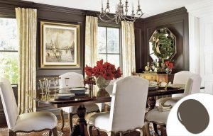 Trending dining room wall decor #diningroompaintcolors #diningroompaintideas