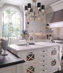 Awesome kitchen sink light fixtures #kitchenlightingideas #kitchencabinetlighting
