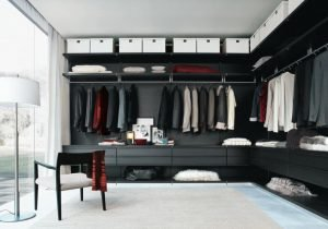 Eye-opening bedroom closet #walkinclosetdesign #closetorganization #bedroomcloset