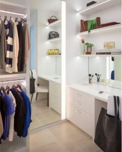 Surprising small closet organization ideas #walkinclosetdesign #closetorganization #bedroomcloset