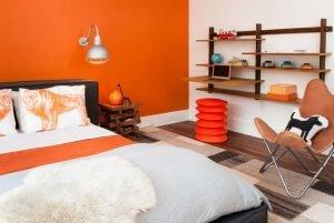 Fantastic decorative painting ideas for walls #bedroom #paint #color