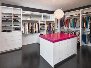 Unleash closet storage systems #walkinclosetdesign #closetorganization #bedroomcloset