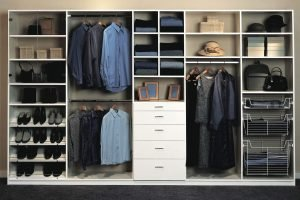 Brilliant organize your closet #walkinclosetdesign #closetorganization #bedroomcloset