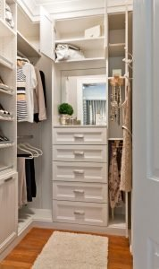 Uplifting rubbermaid closet system #walkinclosetdesign #closetorganization #bedroomcloset