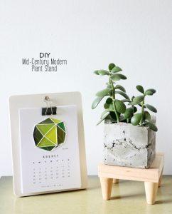 Glorious plant wall shelf #diyplantstandideas #plantstandideas #plantstand