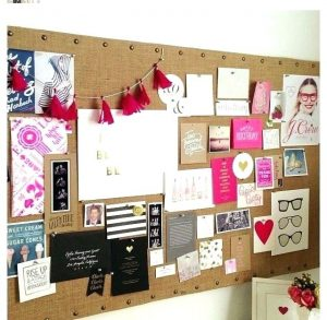 Phenomenal cork board roll #corkboardideas #bulletinboardideas #walldecor