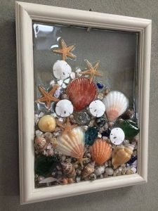 Astounding shadow box ideas for seashells #shadowboxideas #giftshadowbox #shadowboxideasmilitary
