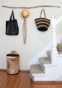 Marvelous cap rack #diyhatrack #hatrackideas #caprack #hanginghatrack