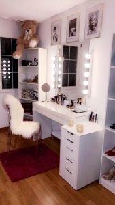 Remarkable diy makeup organizer #makeuproomideas #makeupstorageideas #diymakeuporganizer