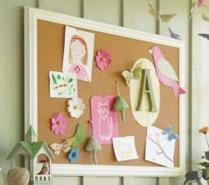 Delight cork board #corkboardideas #bulletinboardideas #walldecor