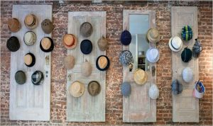 Sensational cool hat rack ideas #diyhatrack #hatrackideas #caprack #hanginghatrack