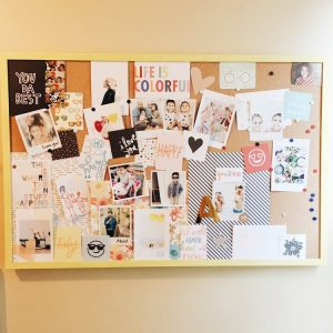Wondrous diy cork board #corkboardideas #bulletinboardideas #walldecor