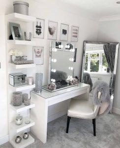 Breathtaking makeup organizer ideas #makeuproomideas #makeupstorageideas #diymakeuporganizer