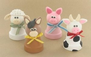 Polymer Clay Christmas Ideas.30 Amazing Polymer Clay Ideas Turn Your Ideas Into A
