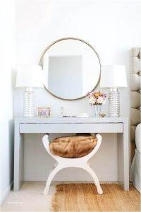 Gorgeous makeup vanity set #makeuproomideas #makeupstorageideas #diymakeuporganizer