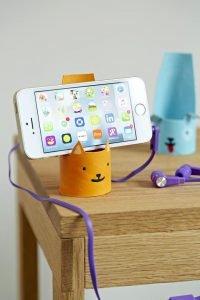 Unbeatable phone mount for car #diyphonestandideas #phoneholderideas #iphonestand