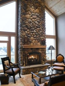 Extraordinary corner fireplace decorating ideas #cornerfireplaceideas #livingroomfireplace #cornerfireplace