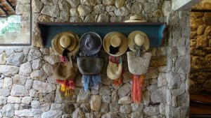 Excited hat and coat rack ideas #diyhatrack #hatrackideas #caprack #hanginghatrack