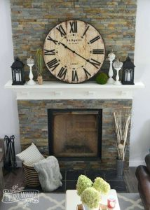 Famous corner fireplace mantel design ideas #cornerfireplaceideas #livingroomfireplace #cornerfireplace