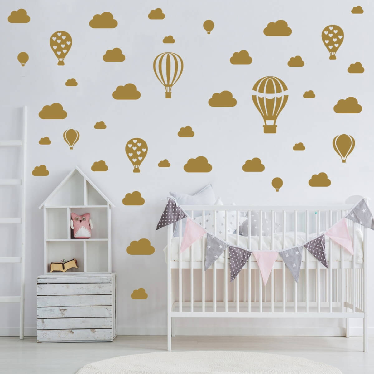 55 Gorgeous Baby Girl Room Ideas With Cute And Adorable Nursery