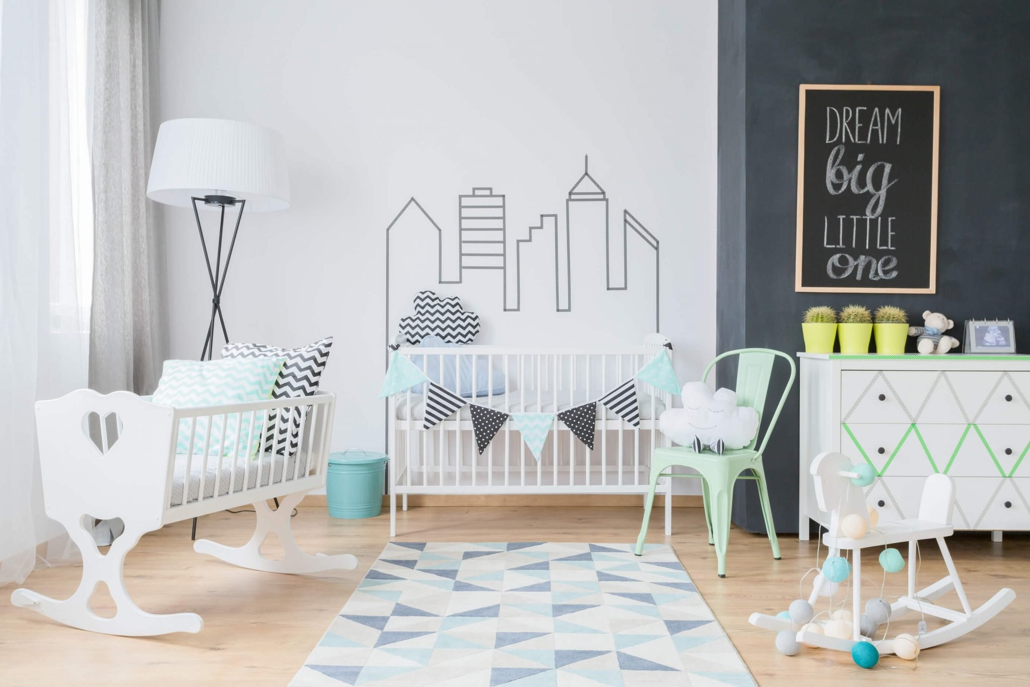 55 Wonderful Baby Boy Room Ideas For