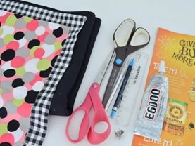 Striking pencil case craft ideas #DIYpencilcase #pencilpouch #zipperedpencilpouch