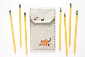 Wondrous easy pencil case ideas #DIYpencilcase #pencilpouch #zipperedpencilpouch