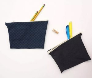 Fabulous pencil case design ideas #DIYpencilcase #pencilpouch #zipperedpencilpouch