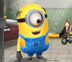 awesome minion names one eye #minionnames #despicableme #minioncharacters